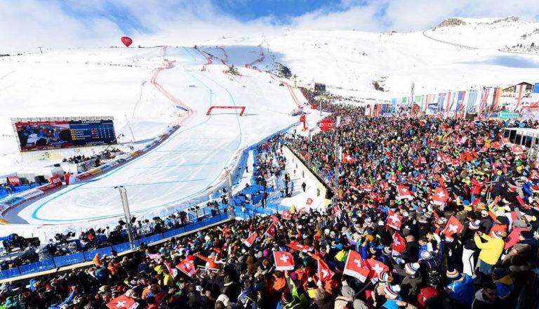 أجمل وجهات التزلج في العالم