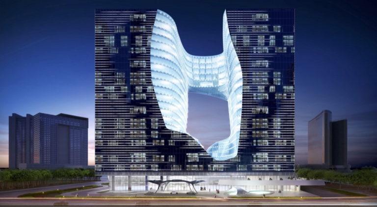 """فندق """"مي دبي"""" يشكّل أحدث إضافة تزيّن أفق مدينة دبي"""