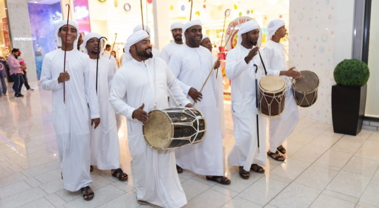 فعاليات متنوّعة في مراكز التسوّق في دبي احتفالاً باليوم الوطني