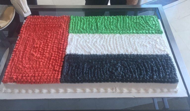احتفلوا بروح الإتحاد في فندق كوبثورن دبي
