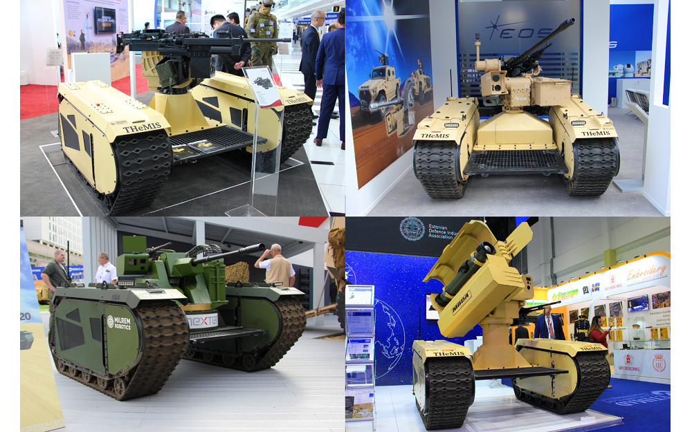 Milrem Robotics' THeMIS UGV Strengthens Its Position as The Industry Standard