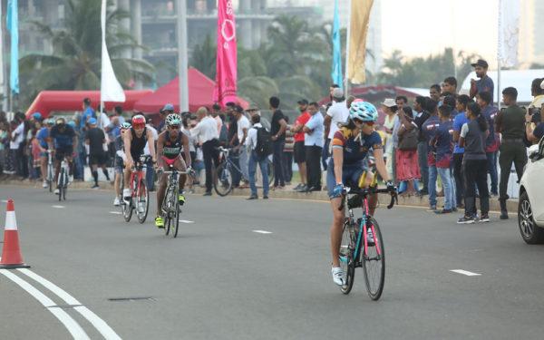 مهرجان آيرون مان 70.3 الرياضي يختتم أعماله بنجاح في سريلانكا