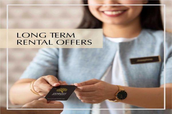 فنادق جنة تقدم باقة شهرية خاصة  بحجوزات الأجنحة والشقق الفندقية
