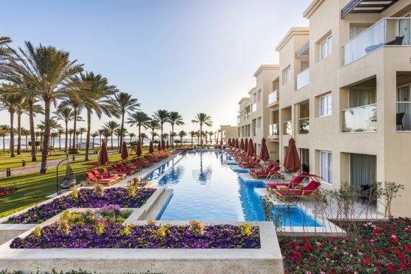 فنادق ريكسوس بمصر تُرحّب بضيوفها  في أجواء آمنة ورفاهية مطلقة مع بداية يوليو 2020