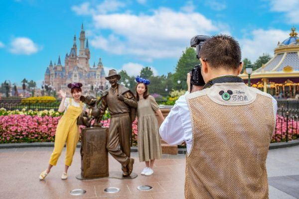 Shanghai Disney Resort and DEI Announce Multi-Year Resort Alliance