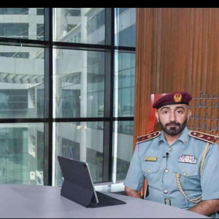 فعاليات وأنشطة مختلفة تطلقها وزارة الداخلية عبر مشاركتها في أكسبو 2020