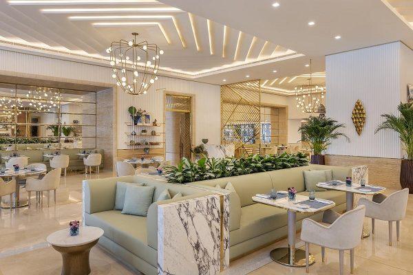 عروض غداء العمل الخاصة في فندق سانت ريجيس دبي- النخلة