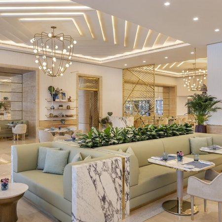   فندق سانت ريجيس دبي- النخلة يقدم عروض غداء العمل الخاصة