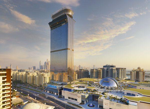 فندق سانت ريجيس دبي -النخلة يستقبل ضيوف وزوار معرض اكسبو 2020